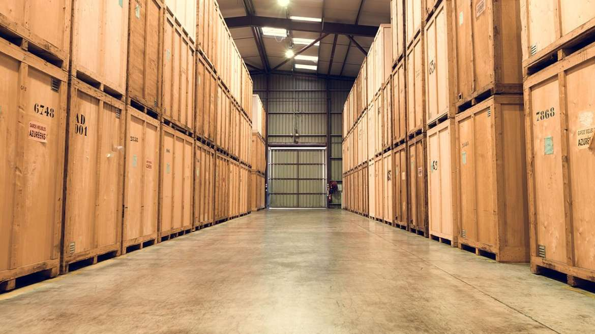 Solutions stockage