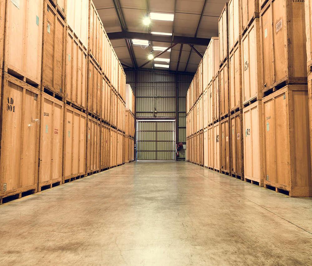 Déménagement d'entreprise : quels sont les avantages du garde-meuble ?
