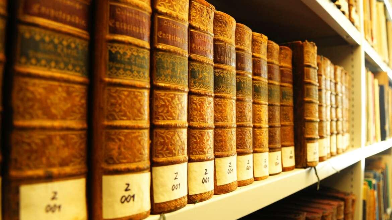 Le dépoussiérage d'archives : pourquoi faire appel à des spécialistes